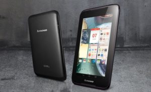 Lenovo IdeaTab A1000-F Flash File Stock Firmware ROM