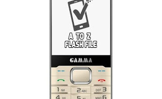 Gamma A1 Firmware Flash File