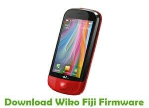 Wiko Fiji Flash File Stock Firmware ROM