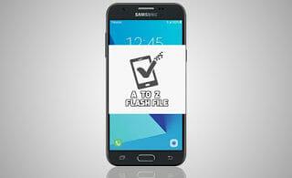 Samsung J327T U3 Combination File