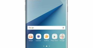 Samsung N930F U2 Official Firmware