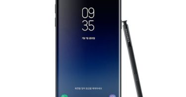 Samsung N935F U2 Official Firmware