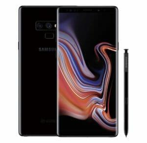 Samsung N9600 U3 Official Firmware