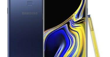 Samsung N960F U1 Official Firmware