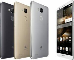 Huawei Ascend Mate 7 MT7-CL00 Firmware Flash File
