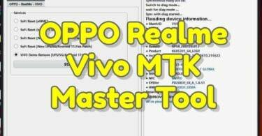 OPPO-Realme-Master-MTK-Tool-1