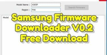 Samsung-Firmware-Downloader-V0.2-Free-Download