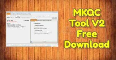 MKQC Tool V2 Free Download