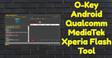 O-Key-Android-Qualcomm-MediaTek-Xperia-Flash-Tool
