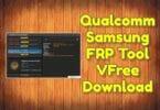 Qualcomm Samsung FRP Tool V1.0 Free Download