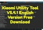 Xiaomi-Utility-Tool-V5.4.1-English-Version-Free-Download