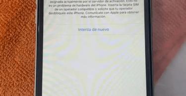 RSIM ICCID SIM UNLOCK Method Semi Patched By Apple